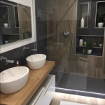 Salle de bain et Douche à l'italienne - Essonne