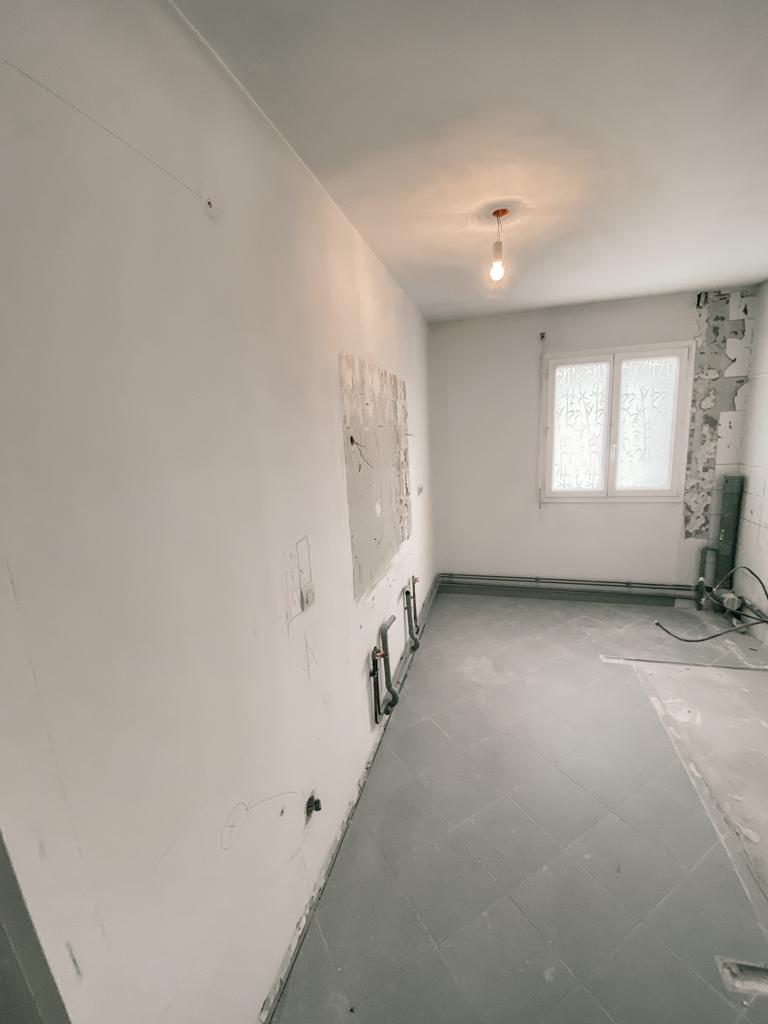 Avant Renovation salle de bain Essone - 91 - Ile de france